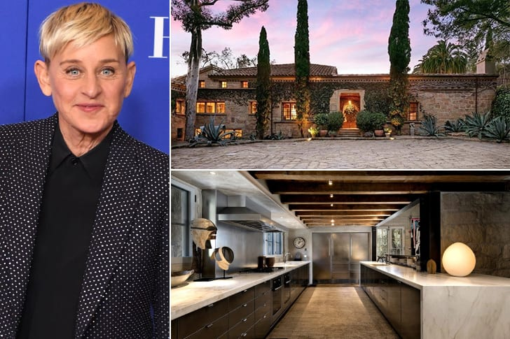 The Most Beautiful Houses of the Stars & Their Incredible ...